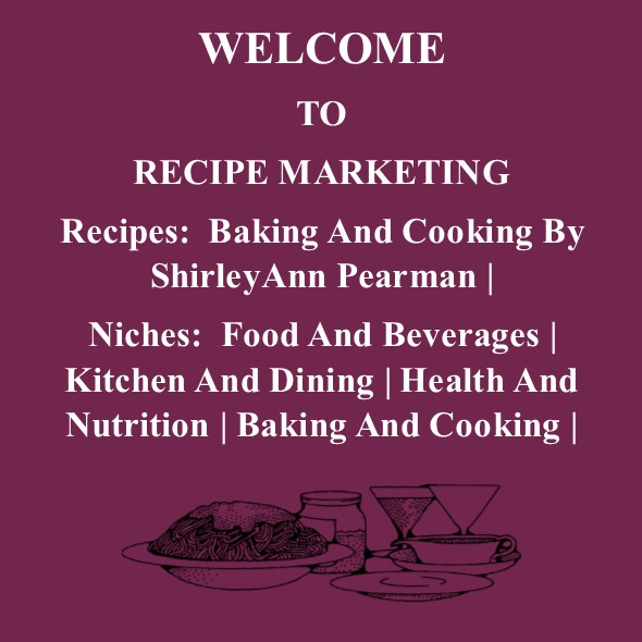 Recipe Marketing blog wordpress